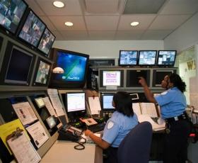4M Connect - CCTV Room